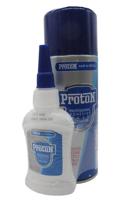 چسب 123 پروتون
